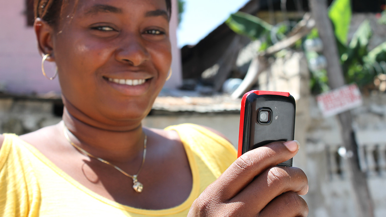 Using tech to document Haiti's rape epidemic