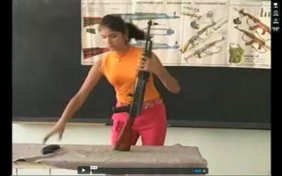Kalashnikov Girl